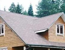 Мансардная крыша в деревянном доме