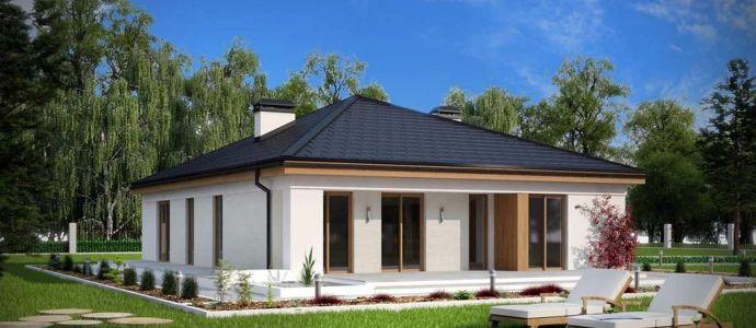 Четырёхскатная крыша: виды, проектирование, расчет, монтаж