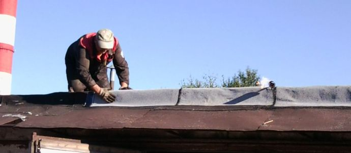 цена гидроизоляции крыши гаража