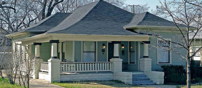 фото видов крыш частных домов