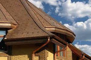 Пример крыши дома