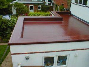 Минимальный уклон плоской крыши