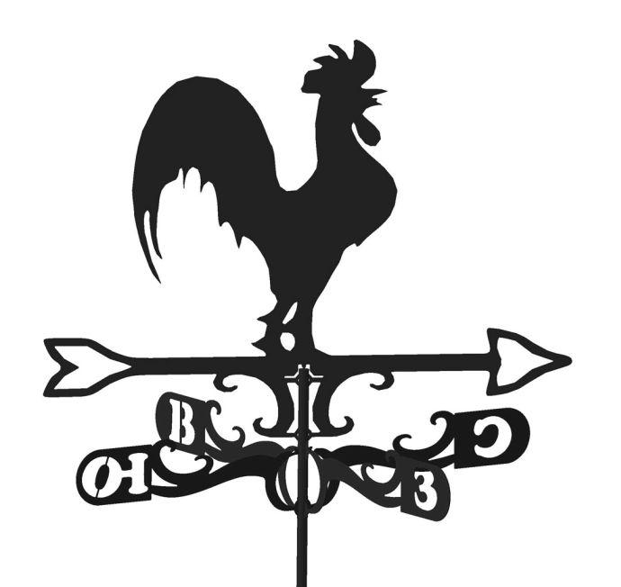 Петух флюгер