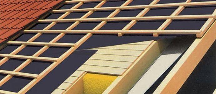 Контробрешетка крыши под металлочерепицу и профлист монтаж устройство что это такое и для чего нужна контррейка