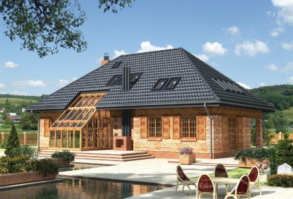 Виды крыш для частного дома