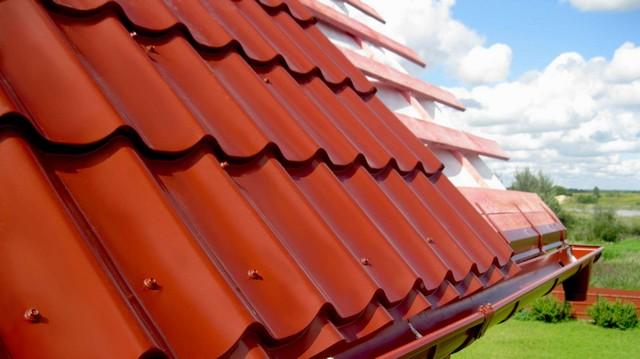Установка капельника на крыше