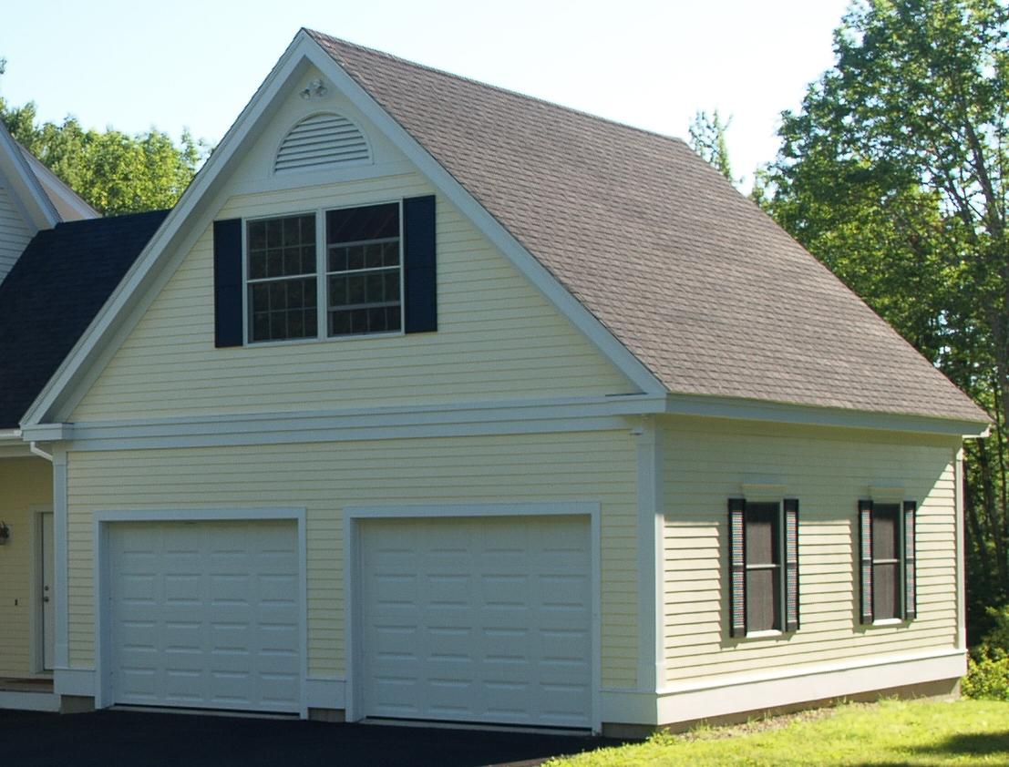 Двускатная крыша частного дома своими руками